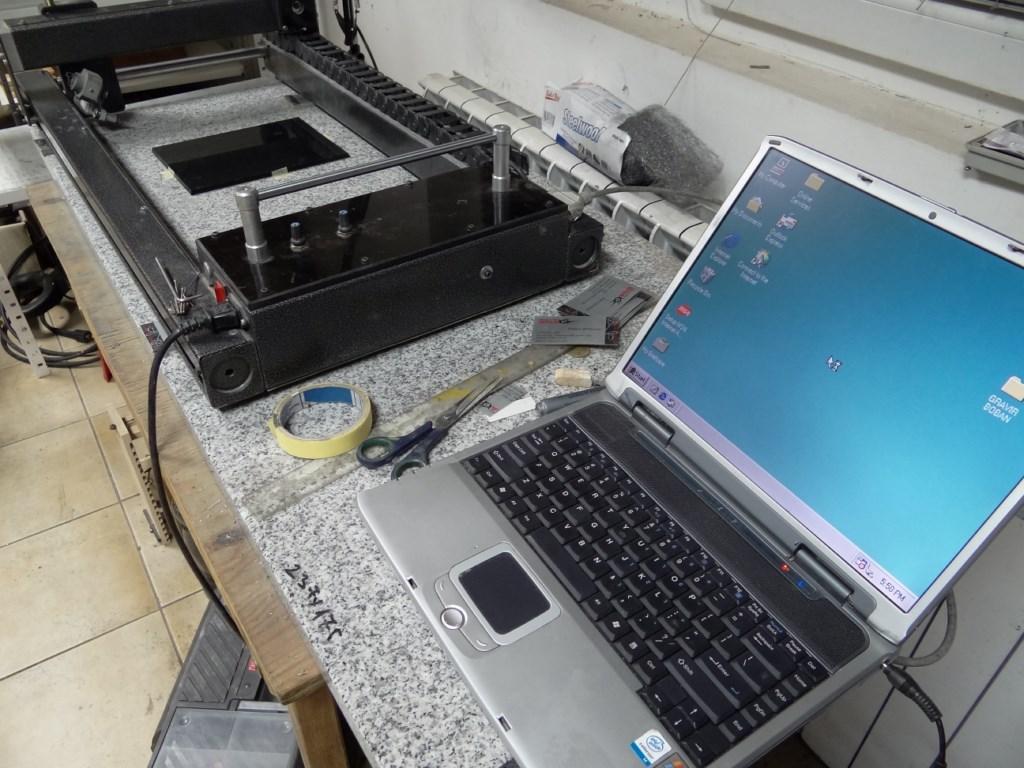 CNC mašina za graviranje
